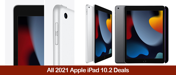 Apple iPad 9 Deals, Discount Coupons, Promo Codes, and Black Friday Sale 2021